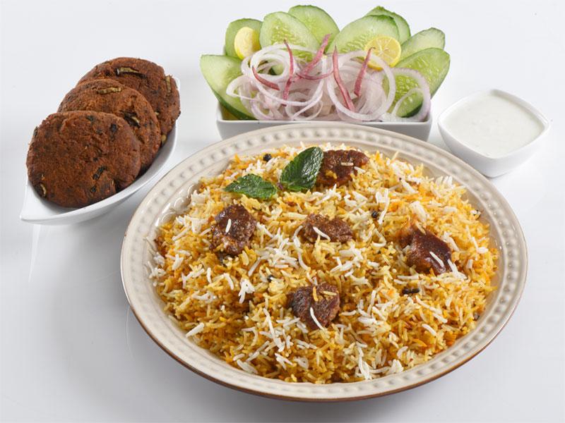 Delicious Beef Yakhni Biryani