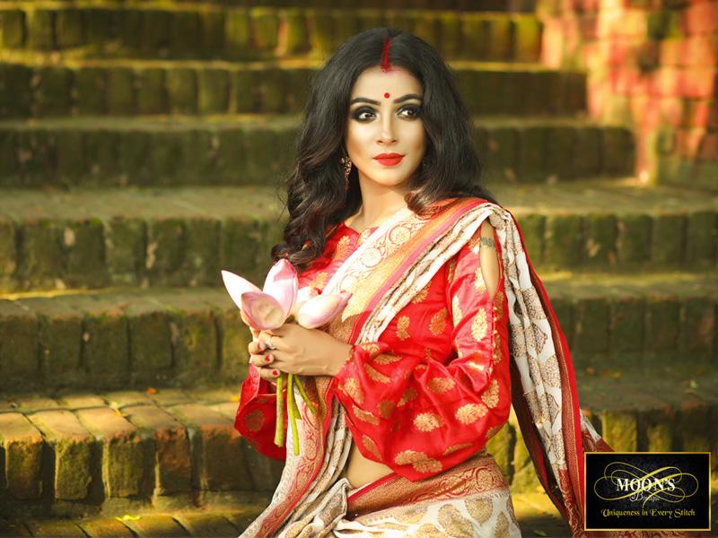 Durga Puja Special Saree 2019