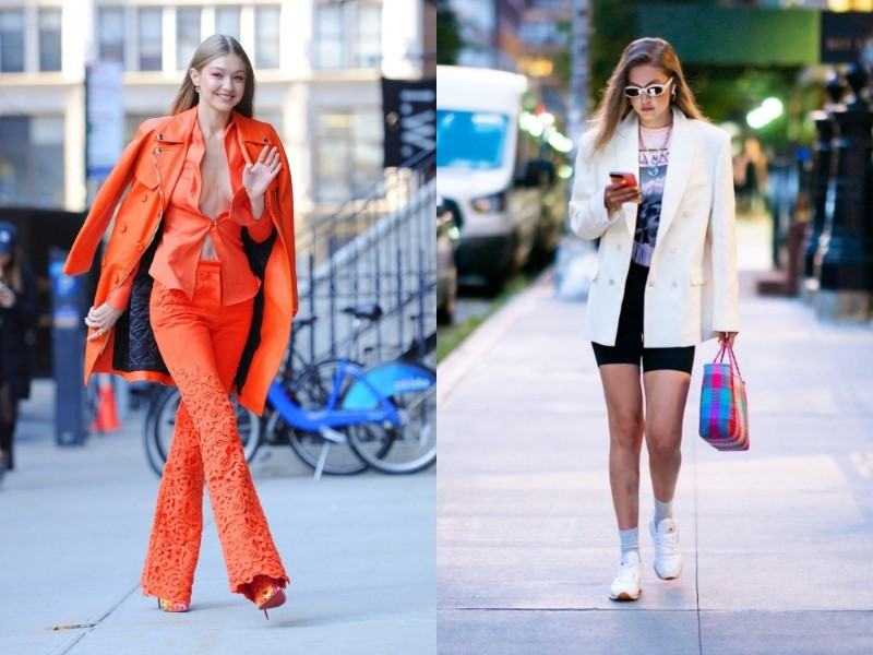 Street fashions around the world