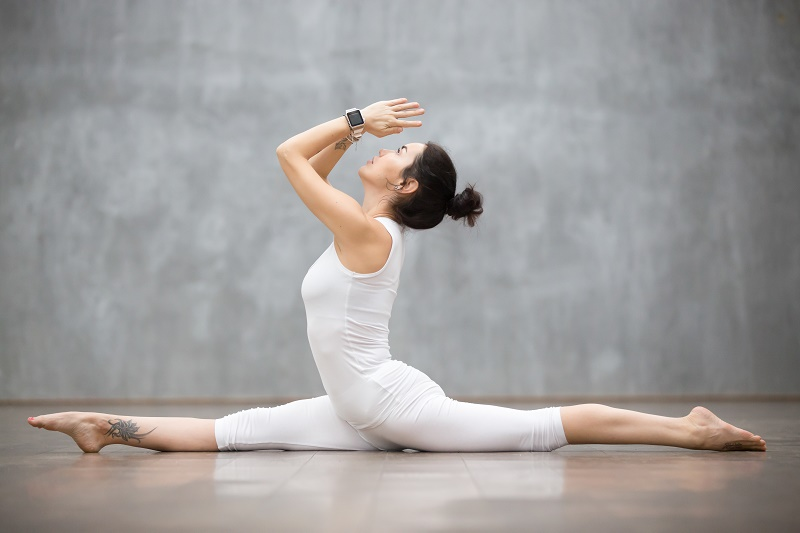 Useful Yoga Asana to reduce fats in legs