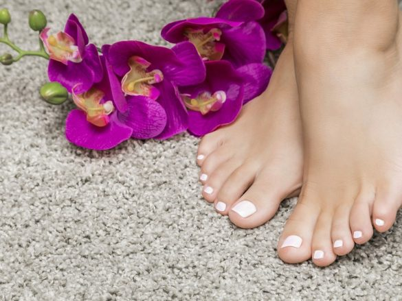 dark ankles