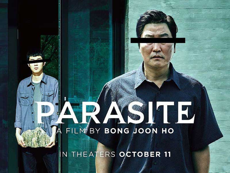 'Parasite' makes history at Oscar