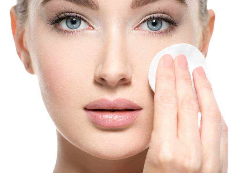 Take makeup off without remover? It's EASY!