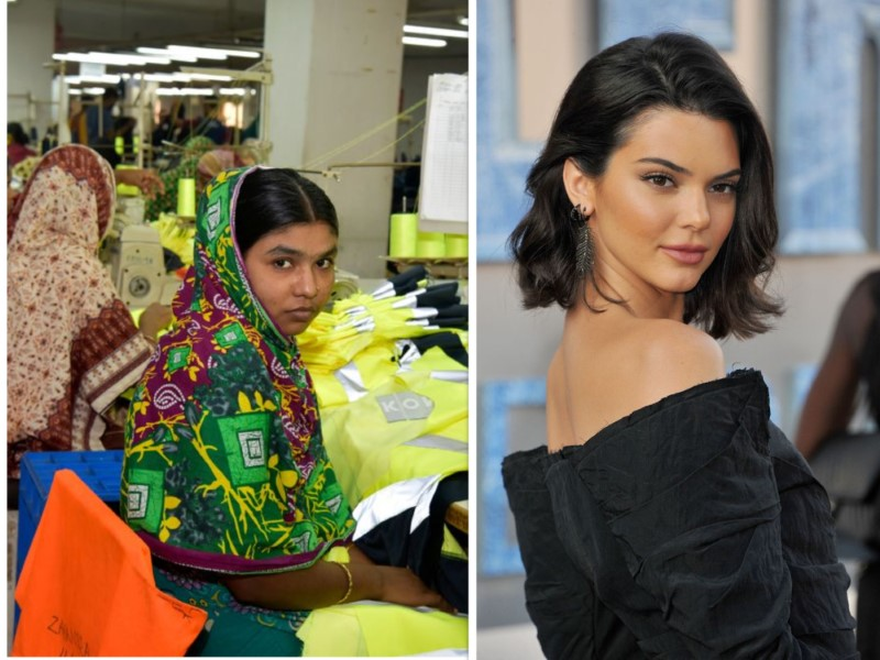 Unpaid bills of Kylie, Kendall have left garment makers starving