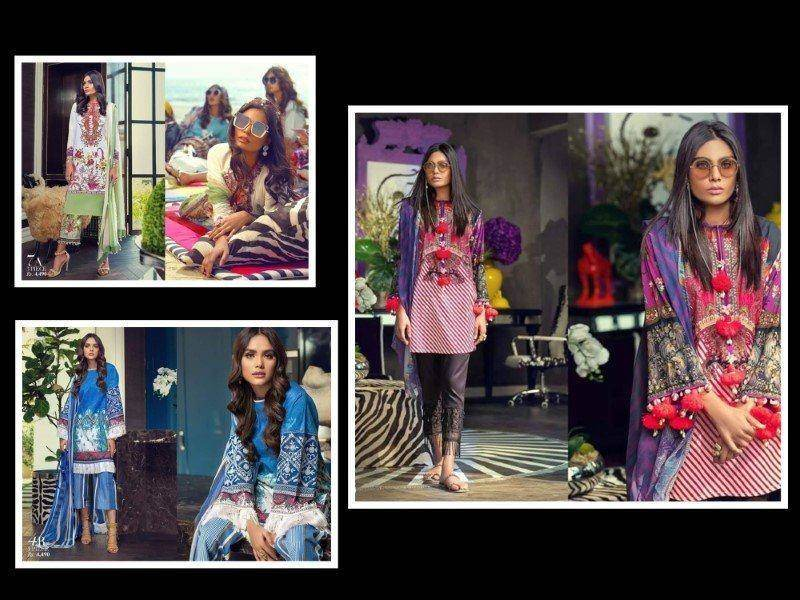 Exclusive SANA SAFINAZ collections now at Sultana's Dream