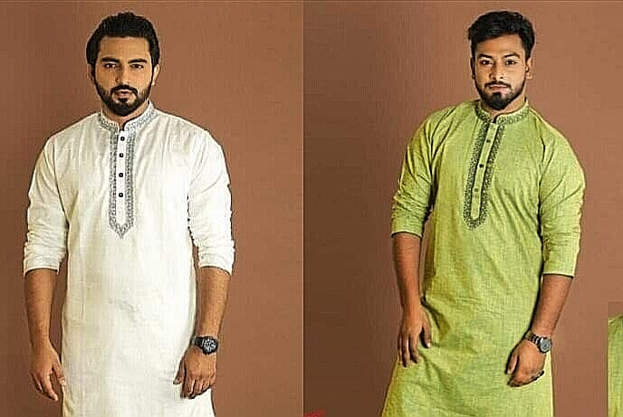 Rezz showdowns exclusive collections of Panjabi for men