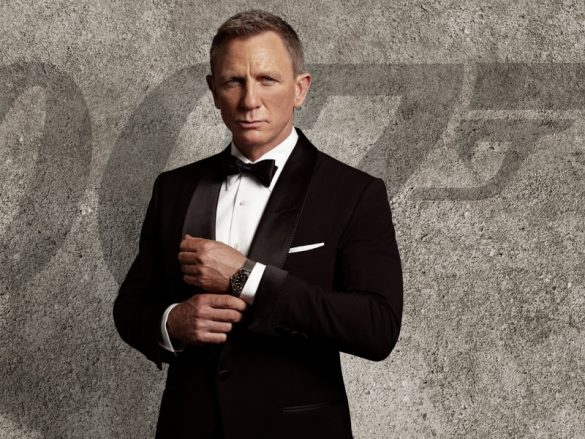 James Bond movie 2021