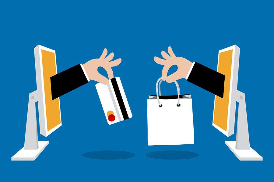 The E-commerce sector in rising by 3 billion dollars by 2023