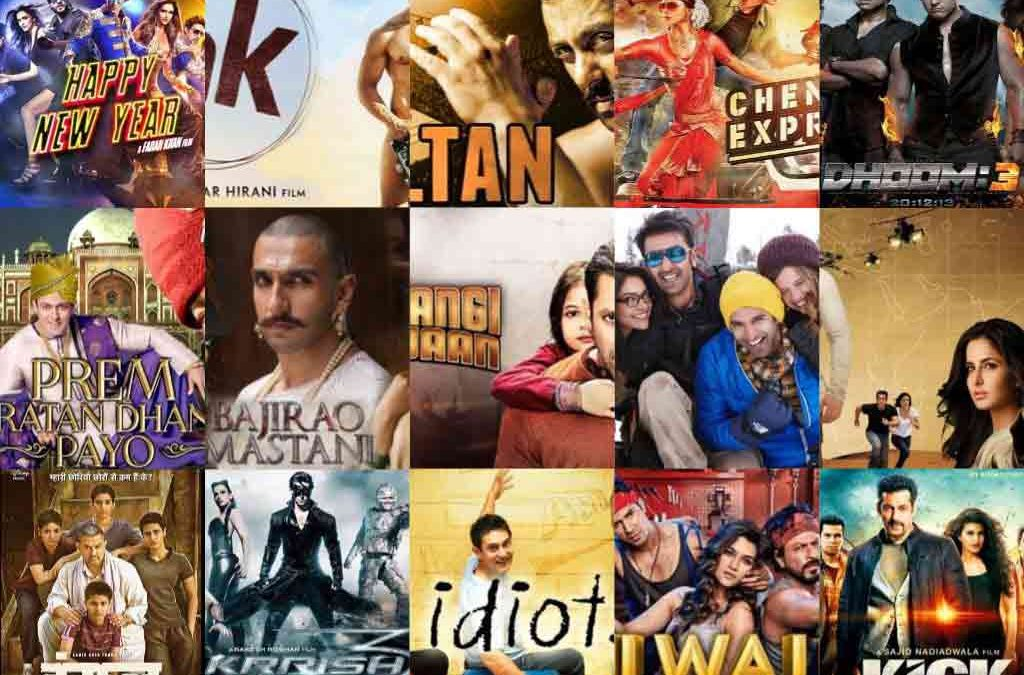 Bollywood movies will run in cinema halls and be released in two countries on the same day!
