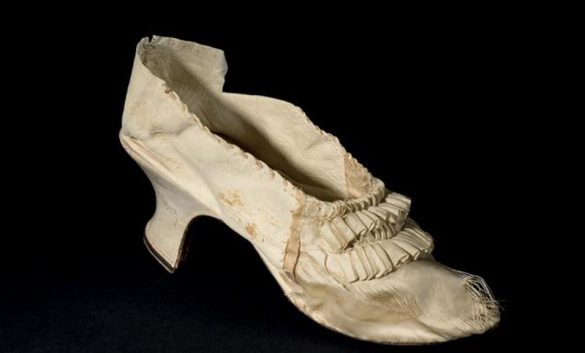 250 Year Old Shoe