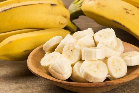 high blood pressure hypertension diet fruit bananas