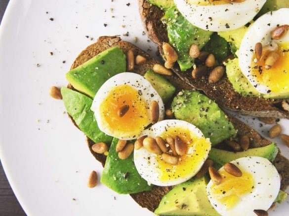 eggs weight loss food
