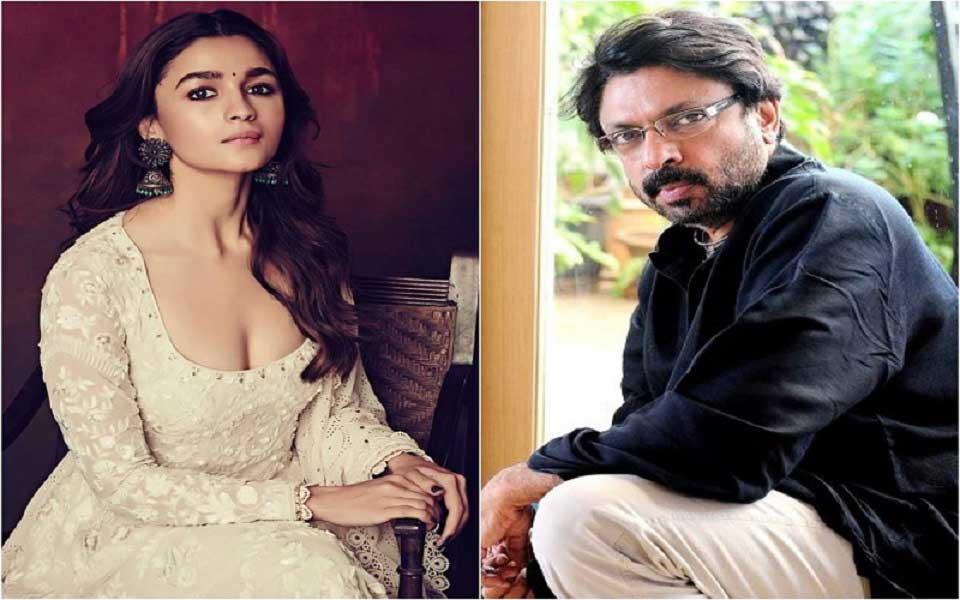 Alia Bhatt to play in Bhansali's Web series