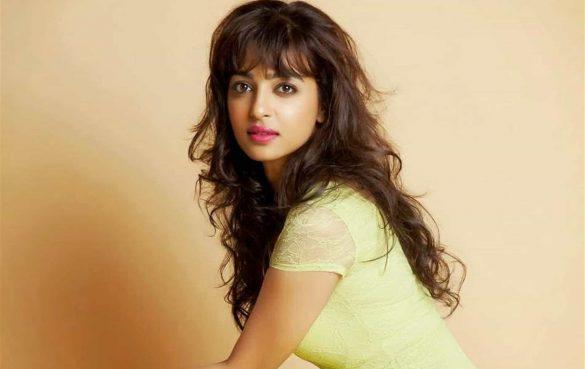 Actor Radhika Apte