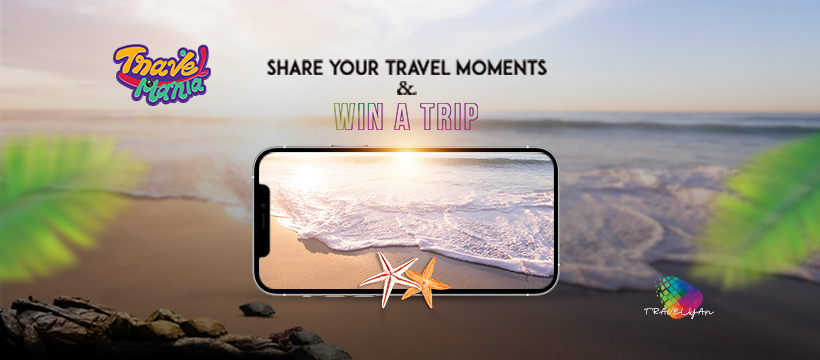 Share your travel moments and win a trip