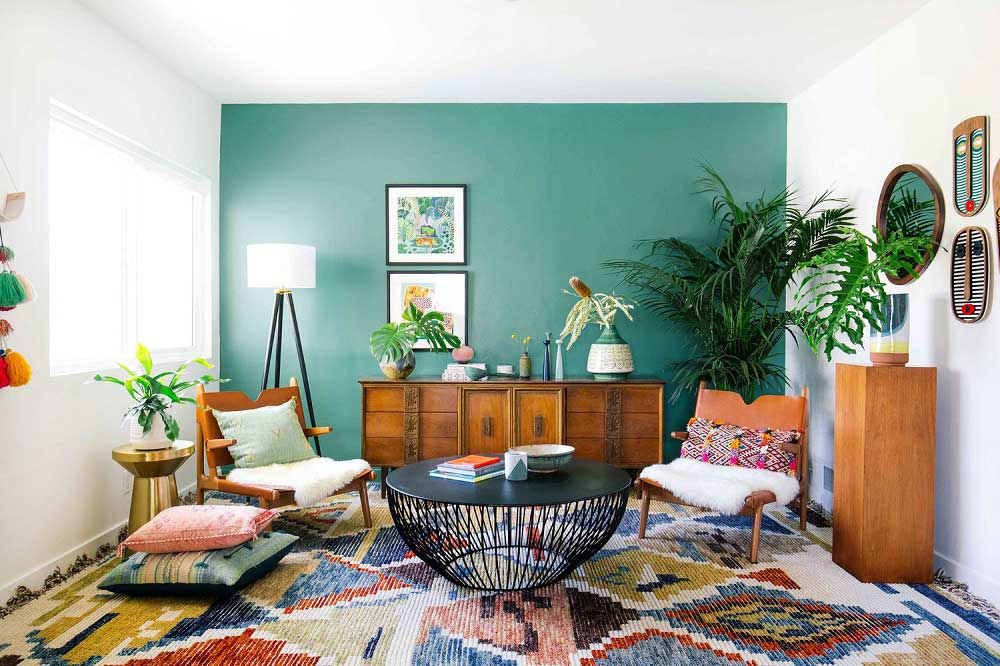 These decorating ideas for empty corners will polish your interior
