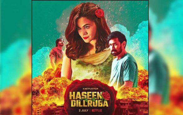 Haseen dilruba poster