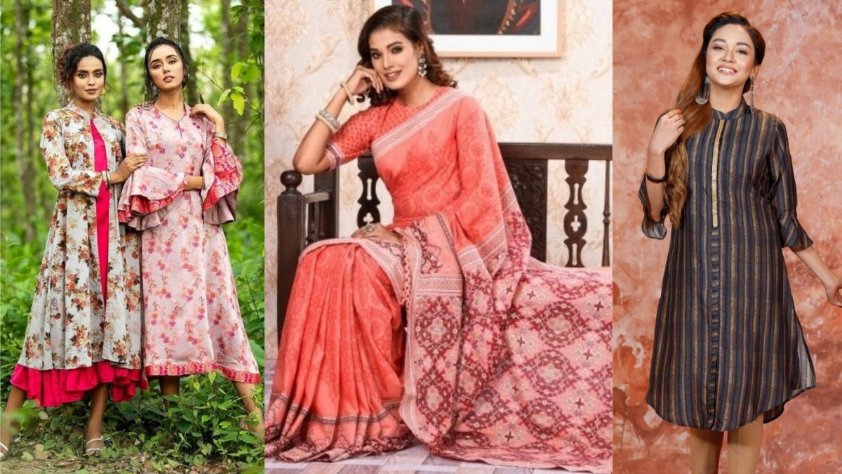 Eid-ul-Adha 2021 Collection by Biggest Fashion Brands in Bangladesh-PART 3