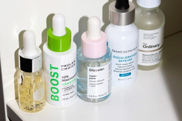 Niacinamide products