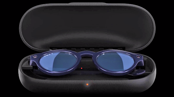 Ray-Ban Stories charger