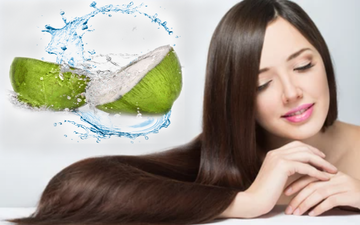 Awesome Hair-care Benefits Of Coconut Water