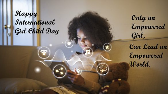 Internatinal girl child day fi