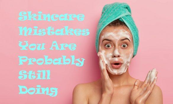 skincare mistakes fi